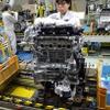 マツダ 菖蒲田専務「欧州では受注の6割を占めており日本でも期待」…新エンジンSKYACTIV-Xの生産ラインを初公開