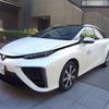 オリックスカーシェア、燃料電池車 MIRAI 導入 都内36か所に順次配備
