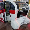 パイオニアがメカレスLiDARによる自動運転試乗を実施、2020年量産化に向け…ITS世界会議2019