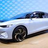 VW ID.スペース ビジョン、2021年後半リリースのEVワゴン…ロサンゼルスモーターショー2019[詳細画像]