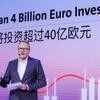 VWグループ、2025年までに電動車を30車種投入へ…広州モーターショー2019