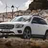 メルセデスベンツの新SUV、『GLB』…12月に欧州発売へ