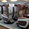 新幹線N700S座席、軌陸車、分岐器、顔認証改札…実機展示いろいろ 鉄道技術展[フォトレポート]