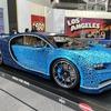 レゴが実物大のブガッティ シロン 製作、実際に走るEVに…ロサンゼルスモーターショー2019