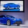 トヨタ ミライ、次期型は2020年内に米国発売へ…ロサンゼルスモーターショー 2019