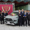 【日本カーオブザイヤー2019-20】今年の一台は『トヨタ RAV4』に決定! 国産車は3年ぶり