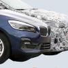 BMW 2シリーズアクティブツアラー、次期型に「iNEXT」技術を投入へ…内外が大進化