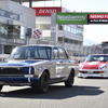 日産 GT-R と フェアレディZ の50周年を記念したヘリテージラン…ニスモフェスティバル2019