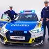 アウディ RS4アバント がポリスカーに変身…エッセンモーターショー2019