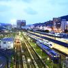 大きく生まれ変わる長崎駅…在来線高架化、新幹線開業を視野に新駅ビル、高架下開発