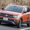 """【VW Tクロス 新型試乗】これぞ今の時代の主流!""""上出来""""コンパクトSUV…島崎七生人"""