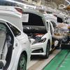 トヨタ、調達部品を「引き取り物流」に転換…輸送ドライバー不足などに対応
