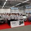 トヨタ自動車、マークX 最後の1台をラインオフ…コロナマークII から51年、690万台[ヒストリー]