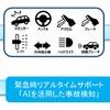トヨタとあいおいニッセイ同和損保、コネクティッドカーデータを活用する事故対応サービスを開発