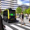 自動運転ロボタクシーと歩行者のコミュニケーション、コンチネンタルがシステム発表へ…CES 2020