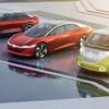 VW、2025年に150万台のEV生産へ…当初計画を前倒し