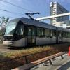 富山駅高架下にポートラム…ひと足早く富山市の路面電車「南北接続」を体験 2月9日