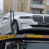 BMW 7シリーズ 新型、2022年登場か…新開発レーザービーム採用、EVの「i7」も
