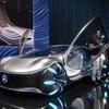 メルセデスベンツ『ヴィジョンAVTR』、将来の電動技術を搭載…CES 2020