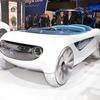 ホンダe のスピードスターか? 走りも楽しみたい人向けの自動運転車…CES 2020