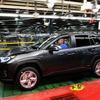 トヨタ、電動車の米国現地生産を拡大… RAV4ハイブリッド 新型を生産開始