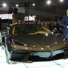 シボレー コルベット 新型を東京オートサロン2020でアジア初公開…納車は2021年春
