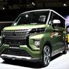 SUVテイストをスーパーハイトに盛り込んだ三菱 eKクロススペース…東京オートサロン2020[インタビュー]