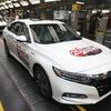 ホンダの米オハイオ工場、四輪車生産2000万台達成…アコード・ハイブリッド がラインオフ