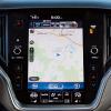 スバル アウトバック と レガシィ 新型、TomTomのナビゲーション搭載…米国仕様