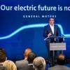 GM、米デトロイト工場をEV専用に改修…電動ピックアップトラック生産へ