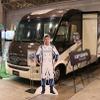 小林可夢偉選手の私物…ジャパンキャンピングカーショー2020