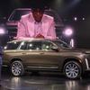 キャデラック エスカレード 新型、米国で発表…フルサイズSUV