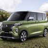 【三菱 eKクロススペース・eKスペース 新型】軽スーパーハイトワゴンを3月19日に発売 価格は139万9200円から