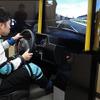 高齢者擬似体験セットで体感…逆走と心身を三世代で理解する NEXCO東日本イベント