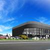 メルセデス最新CIを採用した国内初の認定中古車拠点、成田にオープン