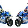 レース活動60年目のスズキ、「GSX-RR」のカラーリングを一新…MotoGP