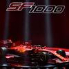 【F1】フェラーリ、通算1000レース目を戦う今季型「SF1000」を発表