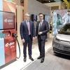 VW、超高速充電ステーションの新たなプロトタイプを発表…2020年内に量産へ