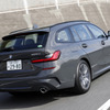 BMW 3シリーズツーリング 新型(320d xDrive Touring M Sport)