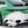 クリアテールレンズがカッコよすぎ…ポルシェ 911 GTS 新型、全部見えた