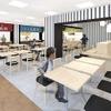 首都高・大黒PAがリニューアル、店内デザインを刷新 3月1日