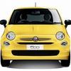 フィアット 500/500C、イエローカラーの限定車「ミモザ」発売へ