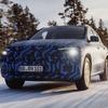 メルセデスベンツの新型EV『EQA』、プロトタイプの画像…2020年内に発表へ
