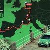 アバルト 695、欧州8か国3700kmを1949時間以内に走破へ…ブランド誕生70周年の締めくくり