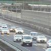 高速道路初の「ファスナー合流」作戦、渋滞削減に効果あり…名神・一宮JCT