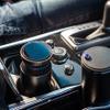 タイヤの空気圧や温度もチェックできる車載空気清浄機、先行販売開始