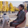 観光地向け1人乗り自動走行ロボット ZMPが提供