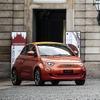 フィアット 500 新型、ブルガリがワンオフのカスタマイズ…テーマは宝石