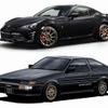 トヨタ 86、限定モデル「GTブラックリミテッド」発売へ…ハチロクトレノ最後の特別仕様車をイメージ