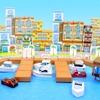 ボートや水上バイクのペーパークラフトコンテンツ、ブラザーが無料配信